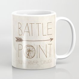 Battle Point Coffee Mug