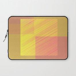 Abstract hot desert Laptop Sleeve
