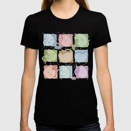 Blobby Cats T-shirt