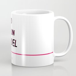 Mindy Lahiri is her own Role Model (Mindy Project) Coffee Mug