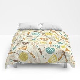 Kitchen Utensils Comforters