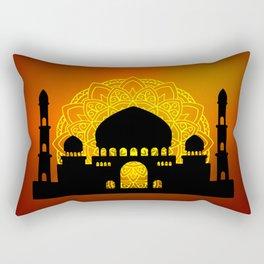arab sun Rectangular Pillow