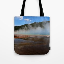 Like From An Alien World Tote Bag