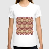 lace T-shirts featuring lace by Isabella Asratyan