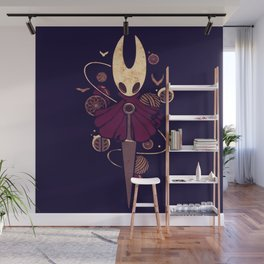 Silksong Hollow Knight Hornet Bug Videogame Wall Mural
