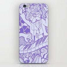 #MoleskineDaily_13 iPhone & iPod Skin