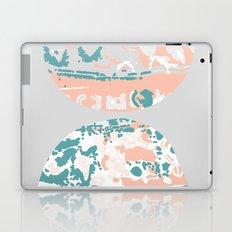 Pastel Pom Pom Laptop & iPad Skin
