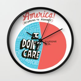 The 47% of America Romney Doesn't Care About Wall Clock