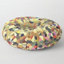Crystal Math Floor Pillow