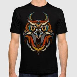 Oldschool Owl T-shirt