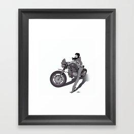 WroOAam Framed Art Print