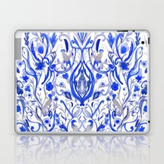 Indigo Folk paradise Laptop & iPad Skin