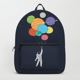 Planet Balloons Backpack