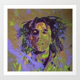 I am Bob Art Print