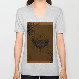 Witch Craft Orange Unisex V-Neck