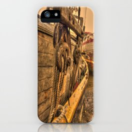 Rigging iPhone Case