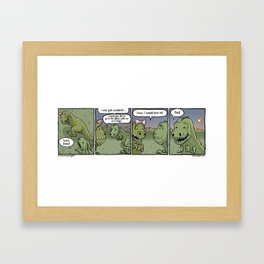 Fate Date Framed Art Print