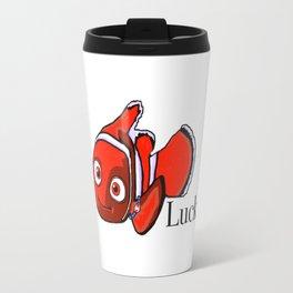 Lucky Fins Travel Mug