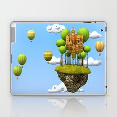 New City in the Sky Laptop & iPad Skin