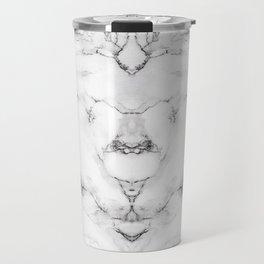 Marble BLCK Travel Mug