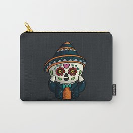 Surprised calavera Carry-All Pouch