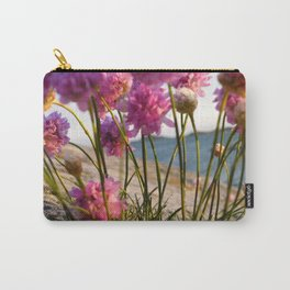 Armeria Maritima Carry-All Pouch