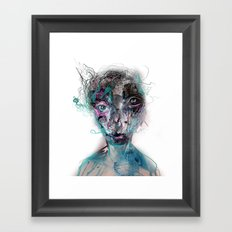grotesque/3 Framed Art Print