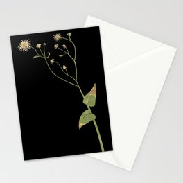 Collage of a Flowering Weed Stationery Cards