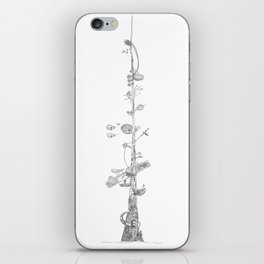 The Tower of Love iPhone Skin