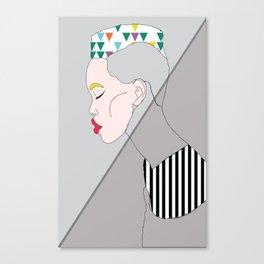 thatredlip Canvas Print