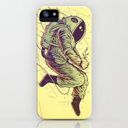 Green Mission iPhone Case
