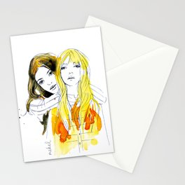 E and Gabrielle Stationery Cards