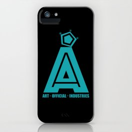 Art Official Industries L1 iPhone Case