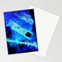 midnite match stick Stationery Cards