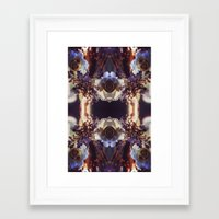 gatsby Framed Art Prints featuring gatsby by Chelsea Knight