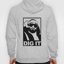 Macho Man Dig It Hoody