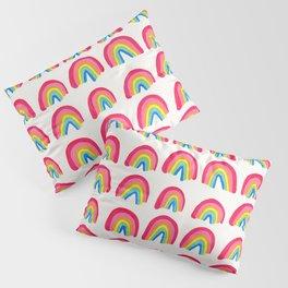 Rainbow Collection – Classic Palette Pillow Sham