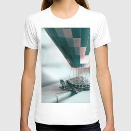 Turtoon - Julien Tabet - Photoshop Artwork T-shirt