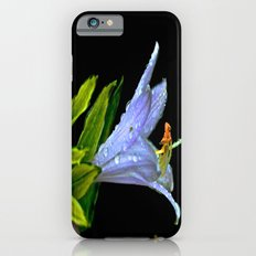 Water Clings to Beauty Slim Case iPhone 6s