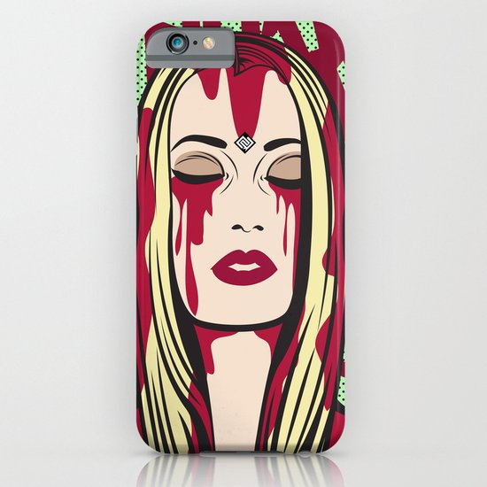Spookify iPhone & iPod Case