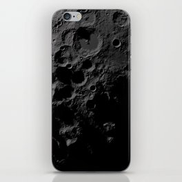 Moon Craters iPhone Skin