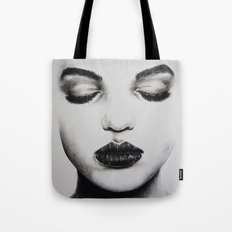 Shut It Out Tote Bag