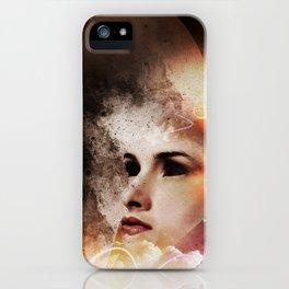 Angel & Jinn iPhone Case