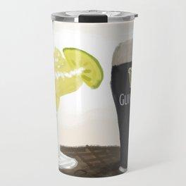 Vacation Drinks Travel Mug