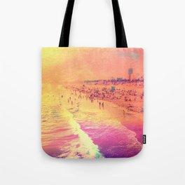 Summer Flame Tote Bag