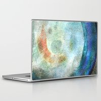 saturn Laptop & iPad Skins featuring Saturn by Fernando Vieira