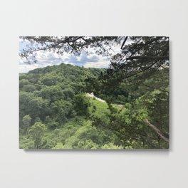 Whitewater Canyon Metal Print