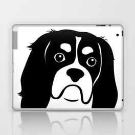 Behold, the Cavalier King Charles Spaniel Laptop & iPad Skin