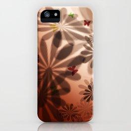 Flower LD iPhone Case