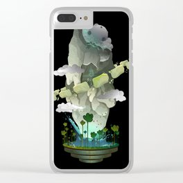 The Creator Clear iPhone Case